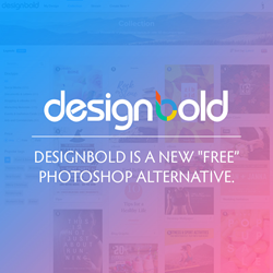 "DesignBold is a new ""free"" Photoshop alternative"