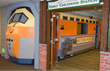 Classrooms at All Aboard Preschool