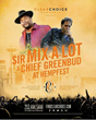 Clear Choice Cannabis Sponsors Music Icons, Sir Mix-A-Lot and Chief Greenbud, at 25th Annual Seattle HEMPFEST®