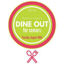 Store to Door Dine Out for Seniors event helps seniors age in place