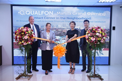 Qualfon Manila Grand Opening Ceremony