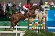 It's tight at the top after first round of Olympic Team Jumping: FEI press release
