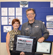 Rob Spurr Celebrates 40 Years at Truck City