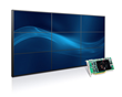 Matrox Now Shipping C900 Graphics Card, World's First Nine-Output Card