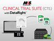 M&S Technologies' Clinical Trial Suite (CTS) Now Available with DataRight Module