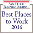FMT Consultants Recognized as One of the Best Places to Work in San Diego in 2016