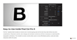 ProFont Typeface Bold - Pixel Film Studios Plugin - Final Cut Pro X