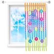 Znapeez! Flower Curtain DIY Room Decor