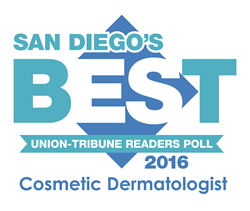 Voted 2016 Best San Diego Cosmetic Dermatologist