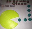 3D Printed PacMan