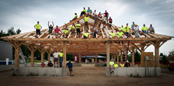 Timber Framers Guild is a non-profit educational membership association dedicated to the craft of timber framing. We serve as a center of timber frame information and design for professionals, aficionados, and the general public