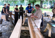 The Timber Framers Guild Conference offers a variety of seminars with learning opportunities including ranging from historic and cultural timber framing building and preservation to modern design.