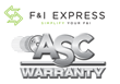 F&I Express® Adds ASC Warranty to its Growing Network of over 130 Aftermarket F&I Providers.