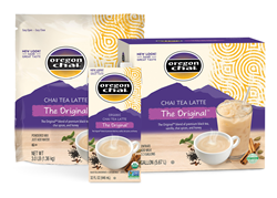 Oregon Chai Tea Concentrates for Foodservice