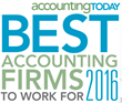 Burdette Smith & Bish LLC Named 2016 Accounting Today's Best Accounting Firm to Work For