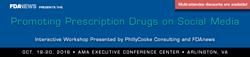 Promoting Prescription Drugs on Social Media