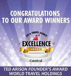 Carnival Cruise Line Excellence Awards
