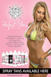 Perfect Glow Sunless professional spray tan solutions