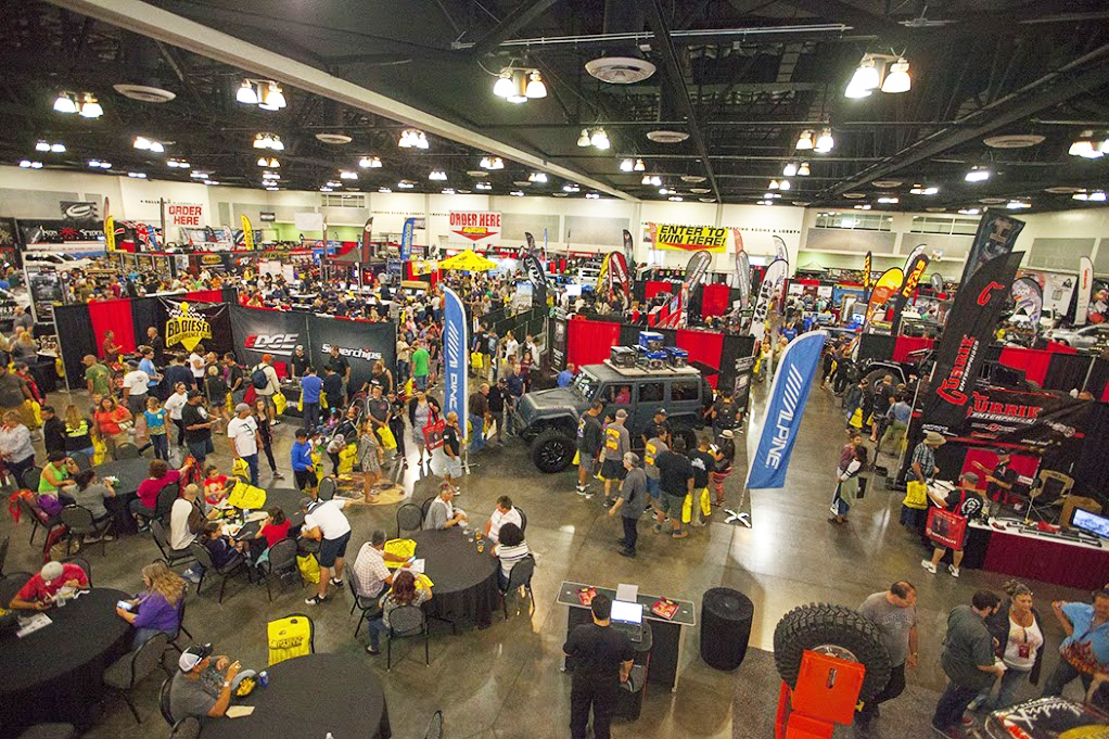 4 Wheel Parts Truck & Jeep Fest Concludes 2016 North ...