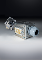ODU-USA Launches ODU-MAC® Strain Relief Housing - An Advanced Modular Connector Solution Designed for Docking Applications