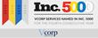 Vcorp named among Inc. 5,000