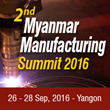 Key Ministry Officials and Global Majors Expected at 2nd Myanmar Manufacturing & 3rd Myanmar Transport & Logistics Summits in Yangon on 26-29 September