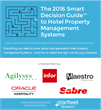 The Right Property Management System a Key Factor in Hotel Success, According to Latest Industry Research