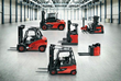 Linde forklifts from Illinois Material Handling