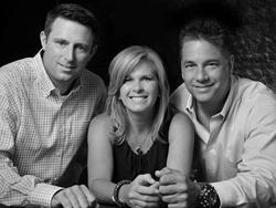 SMG3 founders Nancy Gorski, Nico Genet & Eric Holmes