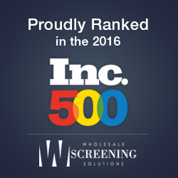 Inc. 500 List 2016