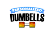 This invention is the perfect way to advertise or show off interests by using these dumbbells.