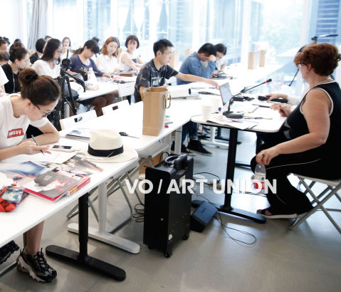 Beijing Meets New York In Fashion Design Education