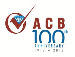 ACB 100th Anniversary Logo