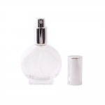 1 oz (30ml) Watch-Shaped Glass Bottle with Spray Pump