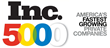 "TripShock Named to Inc. Magazine's ""5000 Fastest Growing Private Companies in America - 2016"""