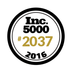 Moderne Communications is INC 5000's 2037th fastest growing privately held company