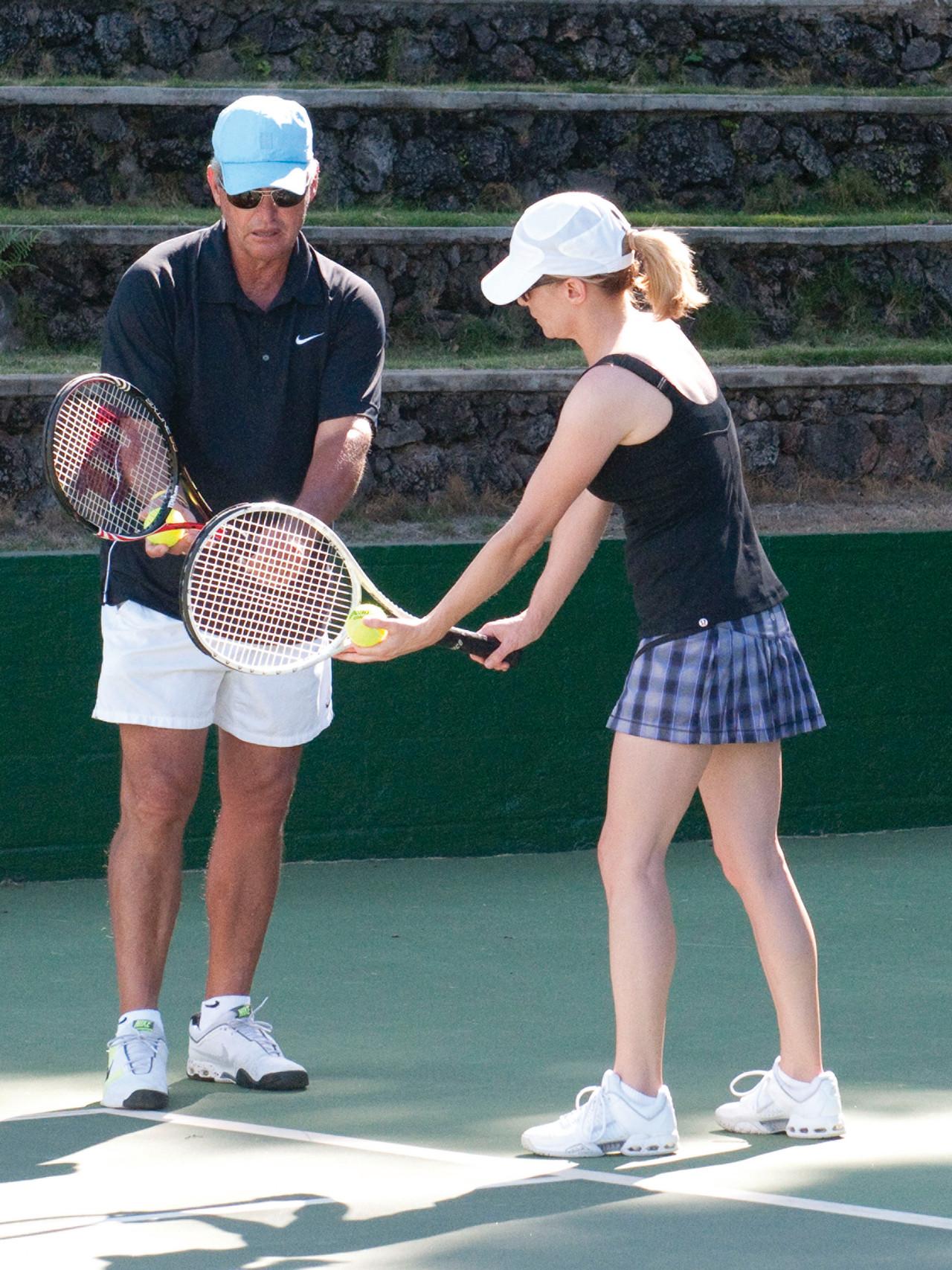 Four Seasons Resort Maui Hosts Wailea Tennis Camp with Top Pros