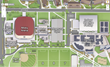 CSU interactive campus map highlights popular campus destinations