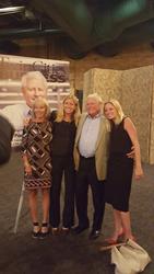Reid Porter and family