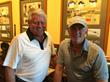 Reid Porter with Jerry Johnson