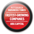 ABG Capital Listed on Pittsburgh Business Times' 2016 Fastest Growing Companies