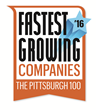 InspiraFS Ranked Third on Pittsburgh Business Times' 2016 Fastest Growing Companies