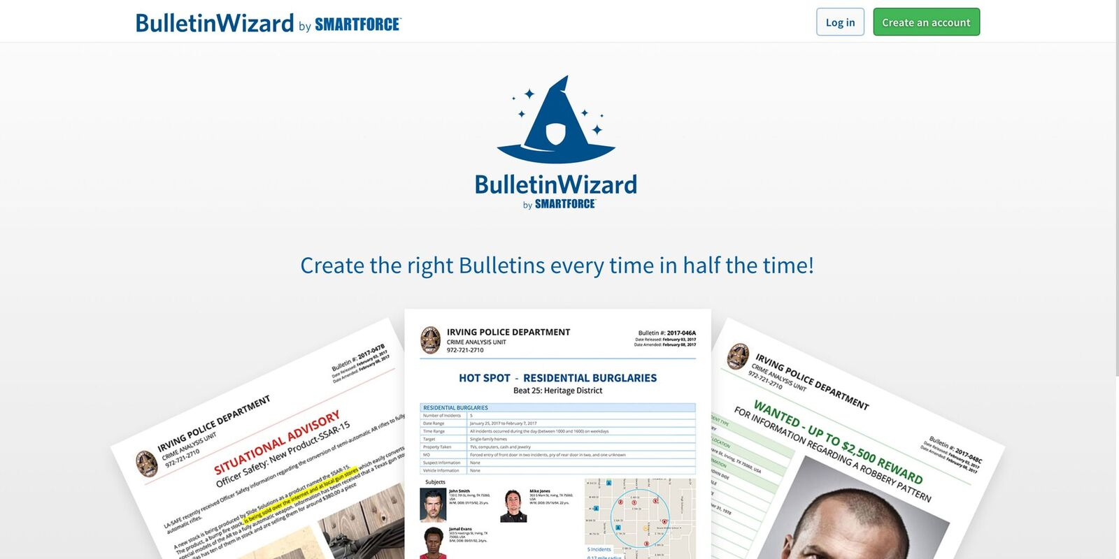 introducing the smartforce u2122 bulletin wizard for law