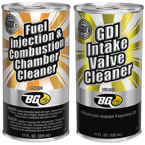 avoid gdi performance loss with new bg gdi fuel air induction service. Black Bedroom Furniture Sets. Home Design Ideas