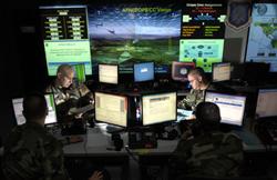 Video Walls | Information Sharing | Collaboration | Military | Defense