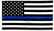 15 Years Since 9/11/01 We Still Honor Our Heroes with Thin Blue Line and Thin Red Line Flags