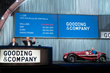 (L-R) David Gooding and Charlie Ross sell the 1933 Alfa Romeo 8C 2300 Monza for world-record price of $11,990,000. Image copyright and courtesy of Gooding & Company. Photo by Jensen Sutta.