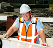 This hood will serve to keep the worker cool as well as protect them from the sun's rays.
