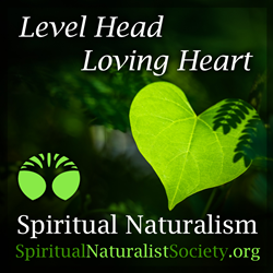 Spiritual Naturalism - Level Head Loving Heart