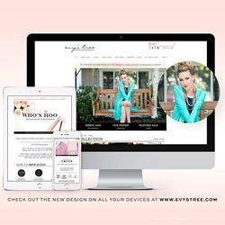 Evy's Tree women's clothing website
